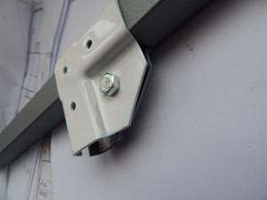 Краб система для квадратной трубы